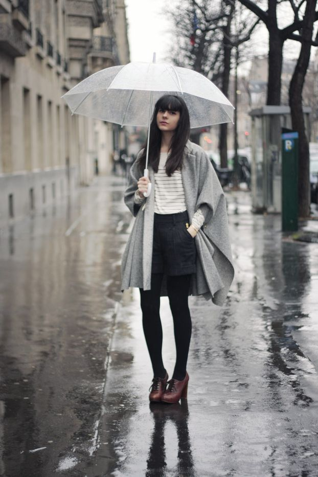 April Showers: 20 Rainy Day Outfits To Get Inspired ByNow | StyleCaster