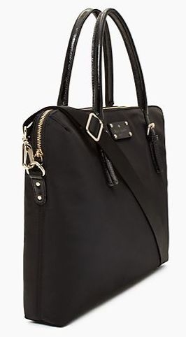 My next briefcase for work!!!  Another Kate Spade classic.