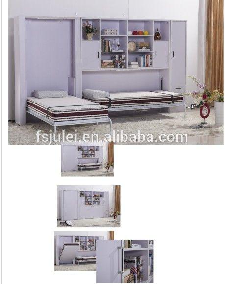 Source SMART LIVING SPACE HIDDEN MURPHY BED MECHANISM HARDWARE on m.alibaba.com