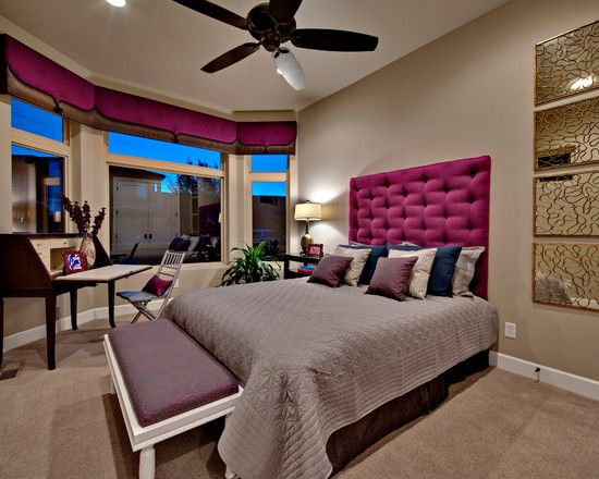 traditional bedroom ideas with color. Bold Bedroom Ideas | Color Traditional With S