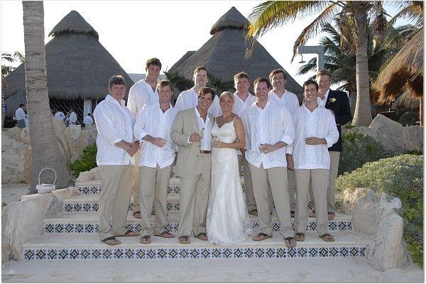 groomsmen attire | The Best Wedding Attire for Groom Parties. « Beach Wedding Attire «