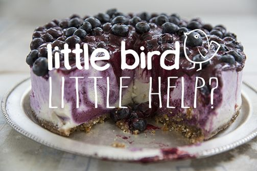 Little Bird needs a little help to get their new unbakery location open at Britomart. Amazing rewards for unbakery fans on offer!
