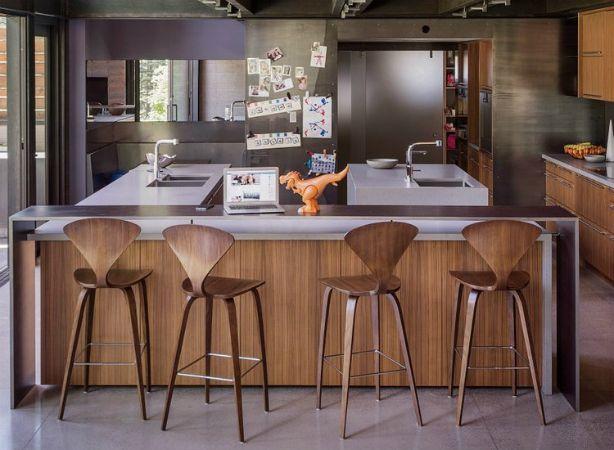 Gut gemocht Les 25 meilleures idées de la catégorie Chaises hautes de cuisine  DL03