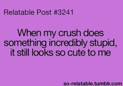 Quotes About Crushes Teenager. QuotesGram