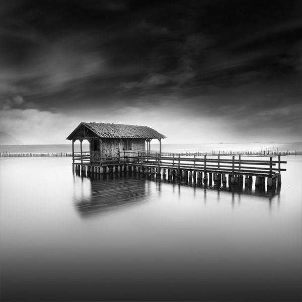 empty space by Vassilis Tangoulis, via Behance