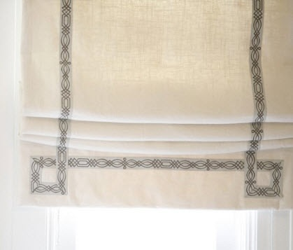 roman shades-- something simple like this for family room?