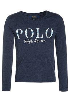Polo Ralph Lauren - T-shirt - långärmad - indigo blue heather