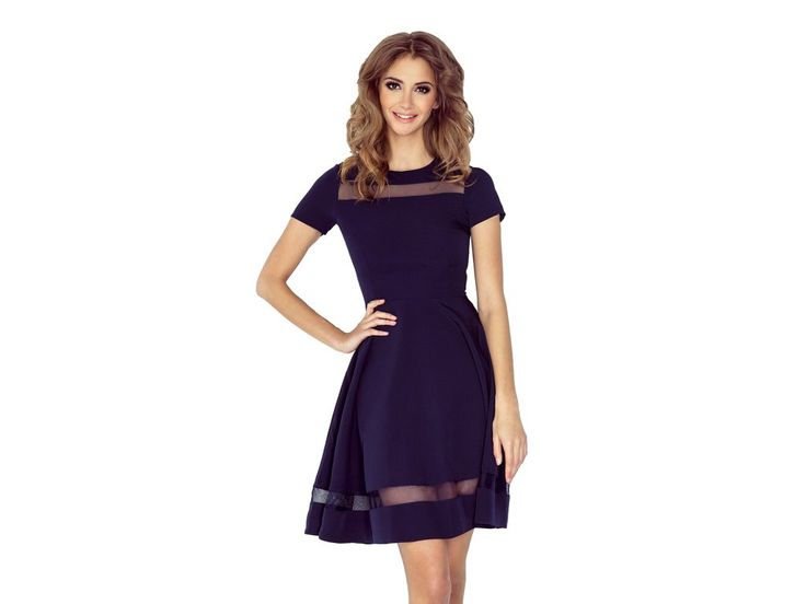 Originální šaty, vhodné pro každý Váš den!