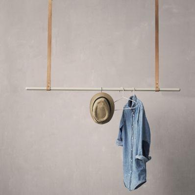 Scandinavian Design, Ferm Clothes Rack (Grey)