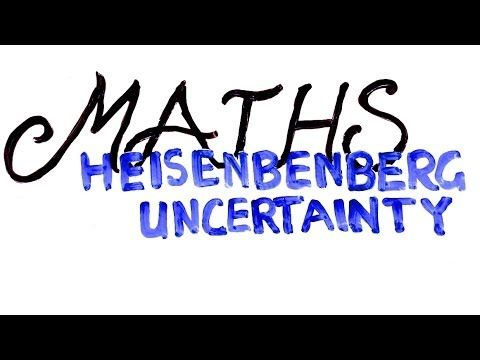 The reason for the Heisenberg Uncertainty Principle - YouTube