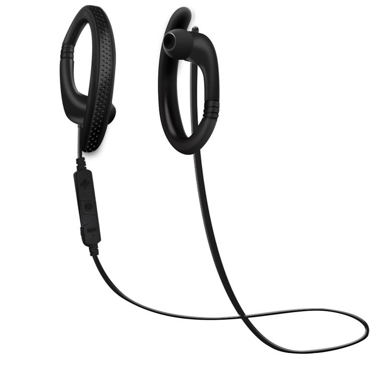 Bluetooth Headphones With Mic For Running Sports, No Pain Sweat Resistant 8 Hours Bluetooth Earphones With Microphone, Earbuds Stereo Sound For Cell Phones Noise Cancelling. 【Ergonomic: No Pain Without Falling】 They are designed according to ergonomics for sports as professional bluetooth headphones for running sport, with soft 3-size plugs, adjusting your ears, not pain without falling off after long time sports. 【Duration To 8 Hours】 With high quality battery, after 2 hours full charge...