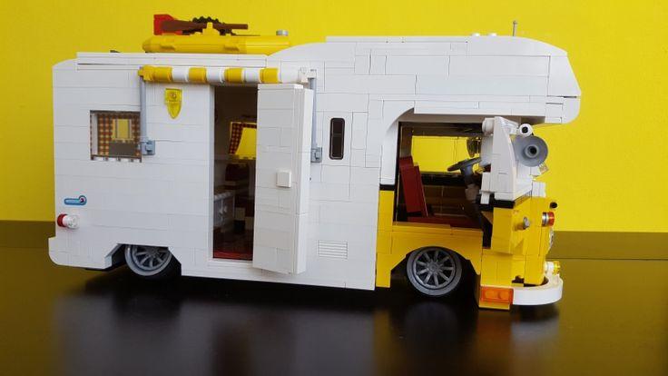 Lego Bulli Camper 10220_13 | by G60_Marco