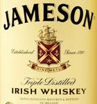 """Jameson Irish Whiskey (91WE) (750ml) """"Golden color, apple and oak aromas and a medium feel. Finishes full and oaky, with faint butterscotch and smoky notes and an alcoholic bite...91"""