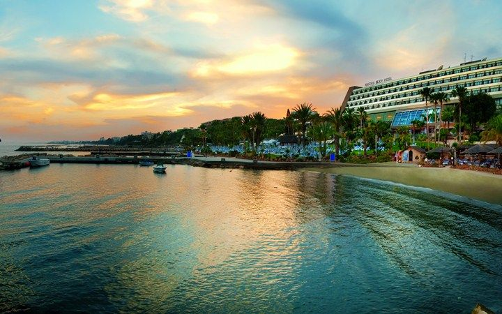 Amathus Beach Hotel Limassol #Limassol #Cyprus #Luxury #Travel #Hotels #AmathusBeachHotelLimassol