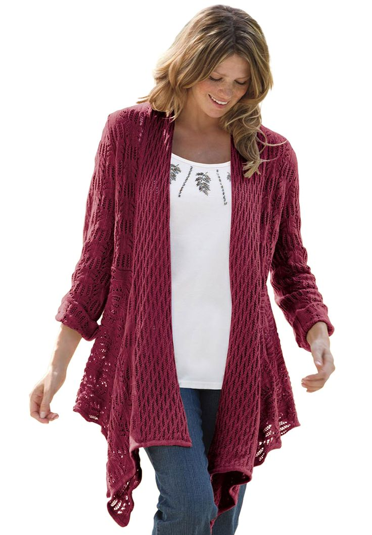 Comfortable, Casual Plus Size Clothing for Women