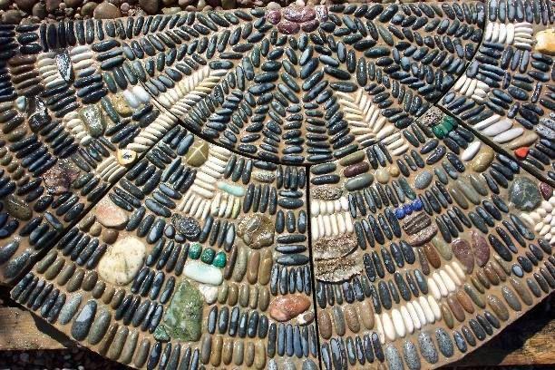 Мозаика из гальки (римская мозаика). Обсуждение на LiveInternet - Российский Сервис Онлайн-Дневников