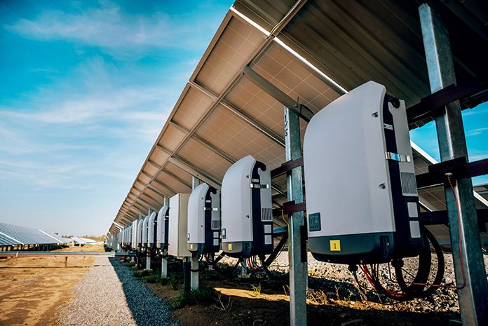A Weighted Efficiency Model Of Solar Pv Inverters Based On Current Euro And Cec Efficiency Models And Local Climates In Afr Solar Inverter Solar Panels Solar