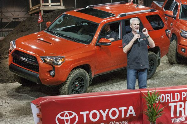 Toyota to Limit Production of 4Runner TRD Pro | Automotive ...