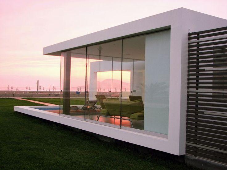 planos casas prefabricadas concreto casas modernas