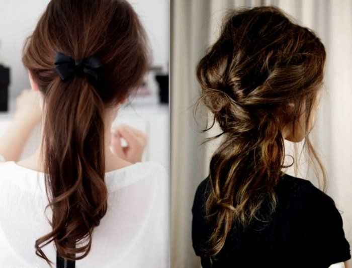 Simple Hairstyles 18 Best Cute Simple Hairstyles For School Images On Pinterest  Cute