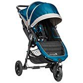 Baby Jogger City Mini GT Pushchair, Teal/Grey at John Lewis