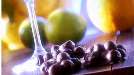 Bleuets au chocolat - Recettes - À la di Stasio