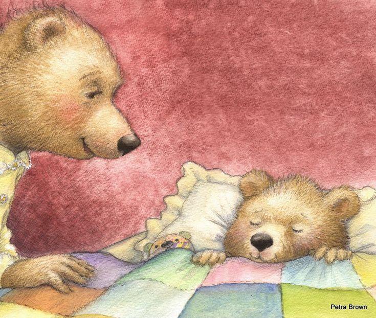 картинки добрые медвежата оставила свой