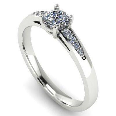 1a6fec5472 Arany eljegyzési gyűrű – ÉKSZERPALOTA   Engagement ring ekkor: 2019 ...