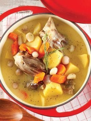 Terbiyeli kuzu incik Tarifi - Türk Mutfağı Yemekleri - Yemek Tarifleri