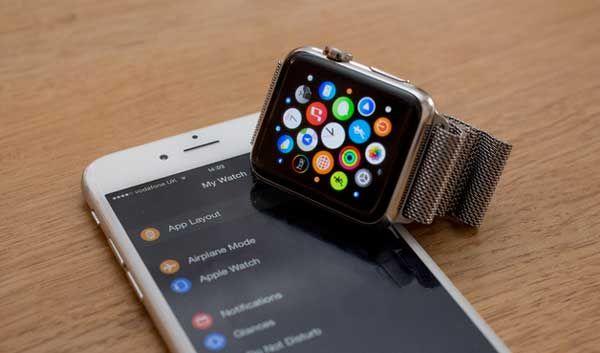 اپل، اولین آپدیت نرم افزاری اپل واچ را عرضه کرد