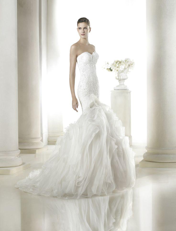 St.Patrick 'Sandrine' www.bridalcaprice.co.uk