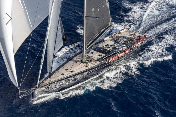 Baltic Yachts combines with Reichel/Pugh, Nauta Design and MCM project …