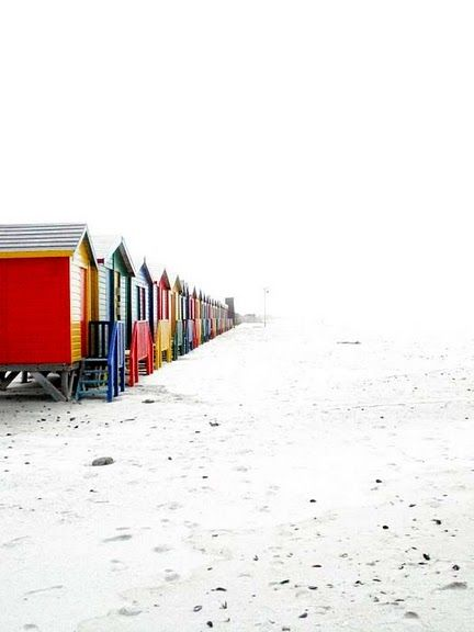 Life is just that much more colorful in South Africa!
