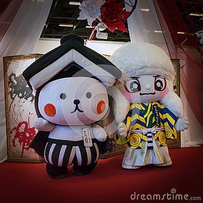 Japan expo, costumes, cosplay, manga and anime