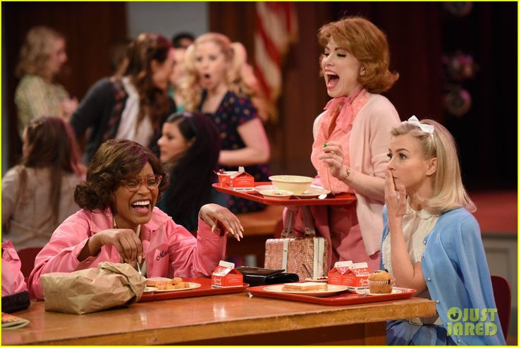 Grease: Live's Sandy: Julianne Hough Writes Sweet Note Before Tonight's Show!: Photo #3565644. Julianne Hough will be playing the iconic role of Sandy in tonight's production of Grease: Live on Fox and we can't wait to see her shine on screen!    The 27-year-old…