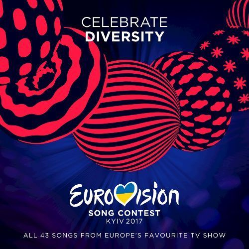 Eurovision Song Contest Kyiv 2017 [4LP/2CD] [LP] - Vinyl