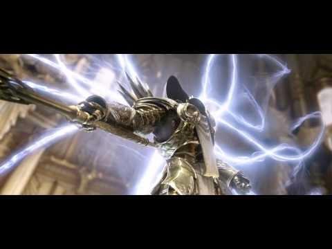 Diabo 3 Cinematic - Tyrael's Sacrifice.