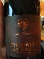 Pico Maccario Tre Roveri Barbera D'Asti Superiore U.V. #italy #italien #vin #wine #asti