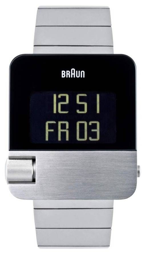 Awesome Father's Day Gift! Braun BN-0106SLBTG in Shivani Cotter's store on Consignd - $725.00