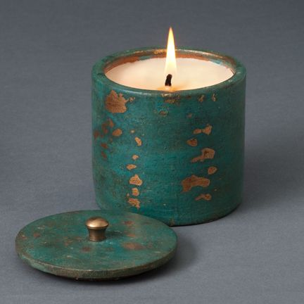 Holiday gift ideas: Himalayan Trading Post. Green and Gold layers.