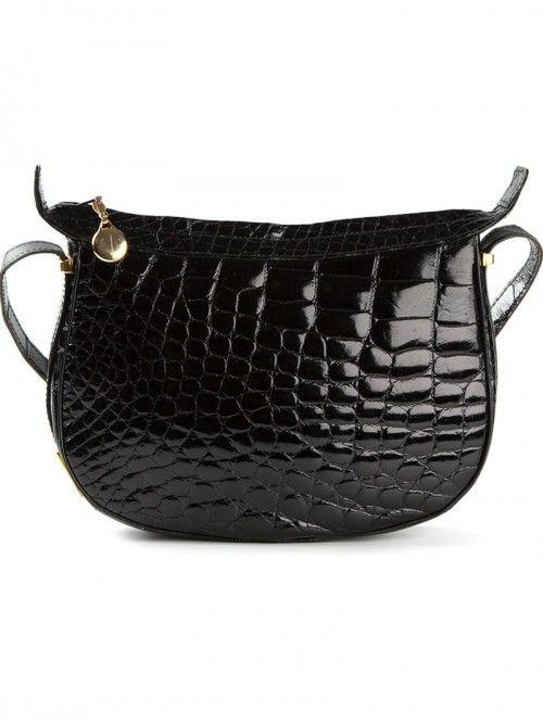 Celine Vintage Rounded Shoulder Bag | Farfetch Vintage Collection ...
