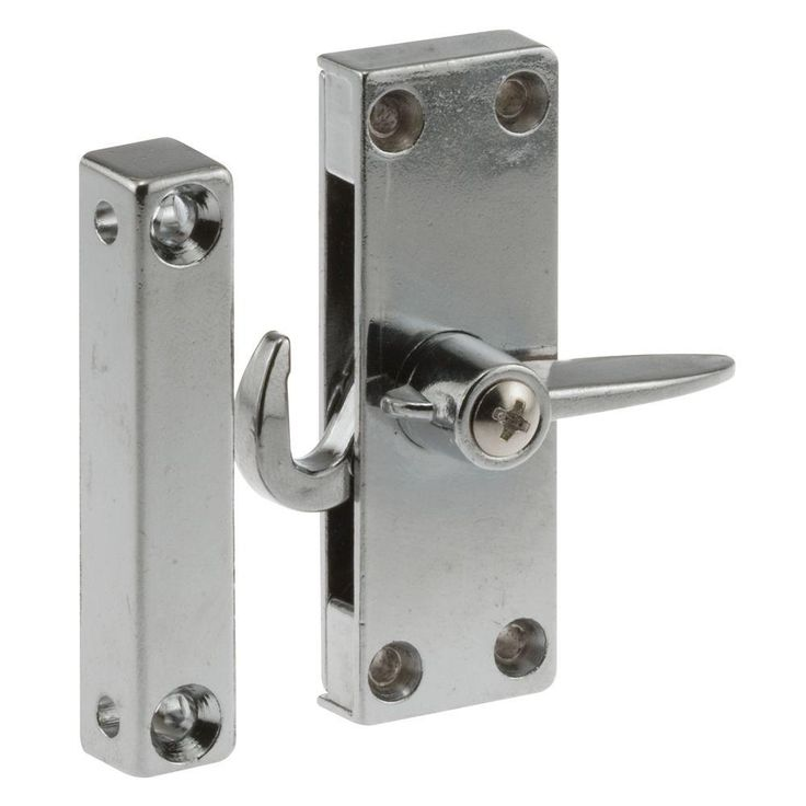 Sliding Screen Door Locks And Latches