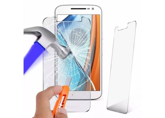 Guili Guili Fundas y Accesorios Para Smartphone: Mica Cristal Templado Moto G4 Play Gorilla Glass 9H - Kichink
