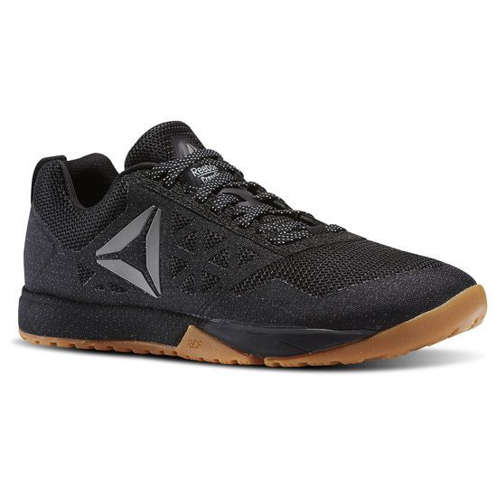 Reebok CrossFit Nano 6.0 Dark Stealth - Black