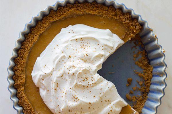 butternut squash pie (for fall!)
