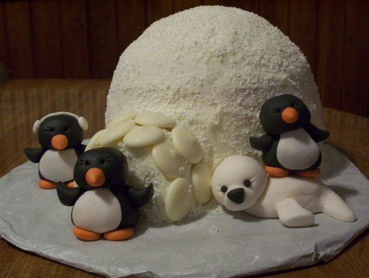 ... sea lion, walrus,manatee on Pinterest  Dolphin cakes, Cake and