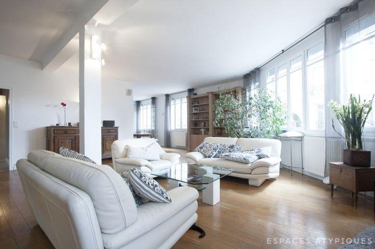 Paris 12e : Maison grands volumes avec local professionnel - Agence EA Paris
