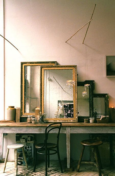 Gritty & Pretty Pink Room | from 1 Kind Design blog | photo Debi Treloar | House & Home Pinned by ~sandra de~Interior Design~