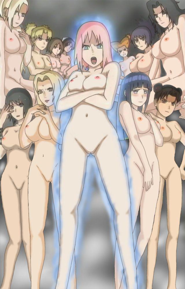 Naked Girl Naruto Images