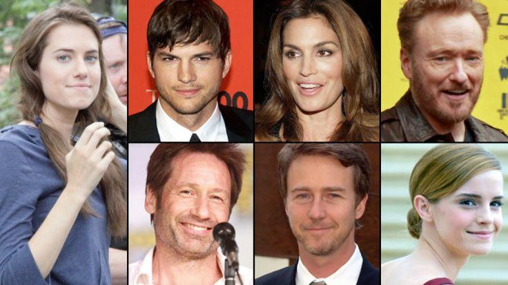"""Allison Williams, Ashton Kutcher, Cindy Crawford czy Conan O'Brien - to między innymi te osoby znalazły się na liście 30 najmądrzejszych celebrytów w Hollywood, którą publikuje serwis """"Business Insider"""". http://tvn24bis.pl/informacje,187/kutcher-crawford-duchovny-najinteligentniejsi-celebryci-w-hollywood,487708.html"""